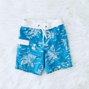 REI boy swim trunks